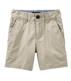OshKosh B'Gosh® Boys' 2T-7 Khaki Shorts
