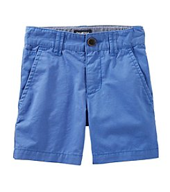 OshKosh B'Gosh® Boys' 2T-4T Solid Shorts