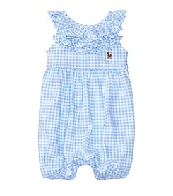 Polo Ralph Lauren® Gingham One-Piece