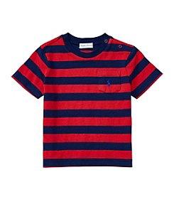 Lauren Ralph Lauren® Baby Boys Classic Stripe Tee