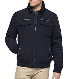 Tommy Hilfiger® Men's Big & Tall Prefered Bomber Jacket