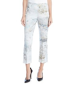 Karen Kane® Granite Crop Pants