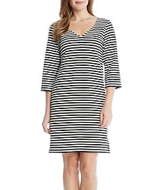 Karen Kane® V-Neck Shift Dress