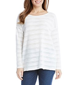 Karen Kane® Textured Knit Top
