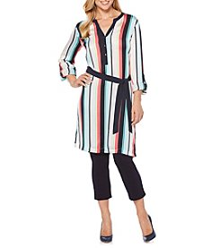 Rafaella® Striped Tunic