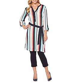 Rafaella® Striped Tunic