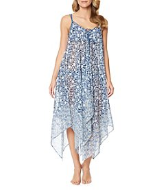 Jessica Simpson Front Chiffon Coverup