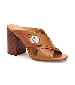 COACH MEGGIE DRESS SANDALS