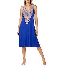 Ellen Tracy® Mid Halter Nightgown