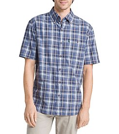 G.H. Bass & Co. Men's Short Sleeve Madawask Trail Button Down Shirt