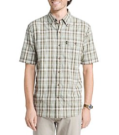 G.H. Bass & Co. Men's Short Sleeve Madawask Trail Button Down