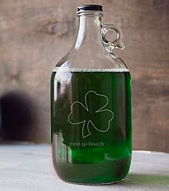 Cathy's Concepts St. Patrick's Day Craft Beer Growler