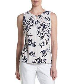 Ivanka Trump® Floral Knit Cami