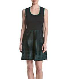 Anne Klein® Fit And Flare Knit Dress