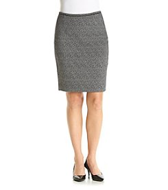 Calvin Klein Petites' Woven Skirt