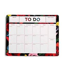 Vera Bradley® Desktop Weekly Planner