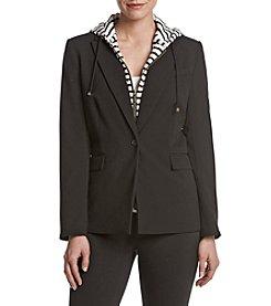 Calvin Klein Zip Hoodie With Jacket
