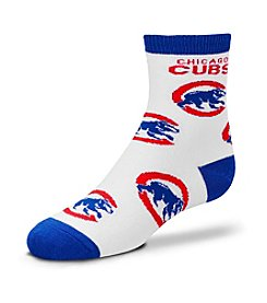 For Bare Feet MLB® Chicago Cubs Baby Socks