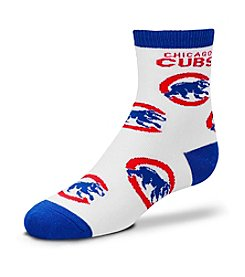 For Bare Feet MLB ® Chicago Cubs Toddler Socks