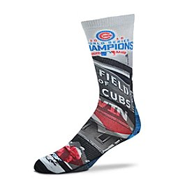 For Bare Feet MLB® Chicago Cubs Men's Hometown Champions Socks