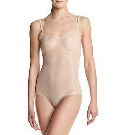 Calvin Klein Sheer Marquisette Bodysuit