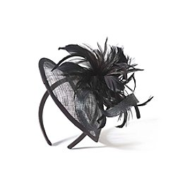 August Hats Begonia Fascinator Hat
