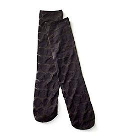 HUE® Simply Skinny Dot Socks