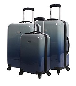 Ciao! Hardside Navy Hombre Luggage Collection