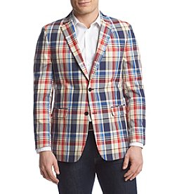 Tommy Hilfiger® Men's Madras Sport Coat
