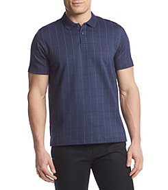 Van Heusen® Men's Windowpane Polo