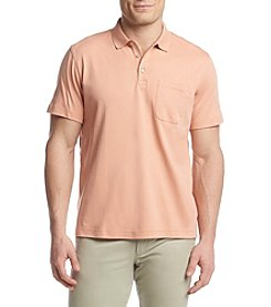 Van Heusen® Men's Liquid Cotton Solid Polo