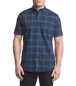 Van Heusen® Men's Flex Short Sleeve Woven  Button Down
