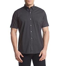 Van Heusen® Men's Woven Short Sleeve Button Down Shirt