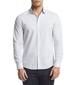 Michael Kors® Men's Slim Samson Print Button Down Shirt