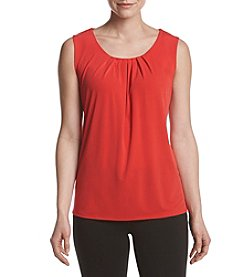 Studio Works® Solid Pleat Tank
