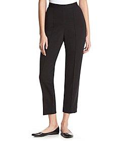Alfred Dunner® Petites' Short Slim Pants