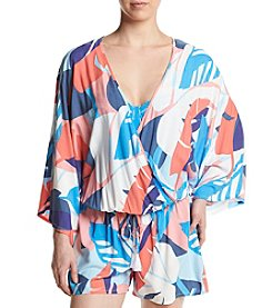 Vince Camuto® Romper Coverup
