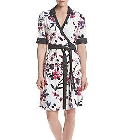 Ivanka Trump® Floral Wrap Dress
