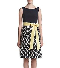 Jessica Howard® Polka Dot Skirt Dress