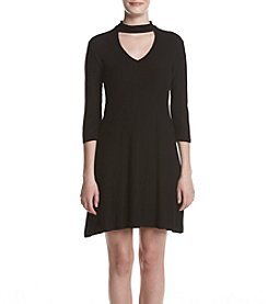 Madison Leigh® Choker Dress