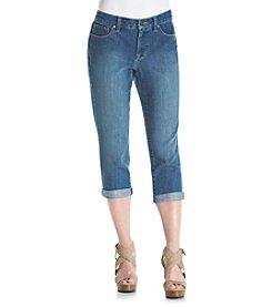 Relativity® Classic Capri Jeans