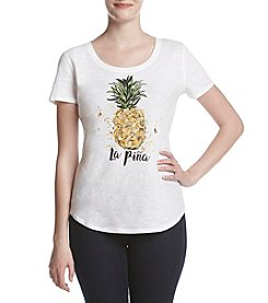 Relativity® Pineapple Tee