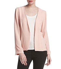 Relativity® Tie Back Blazer Jacket