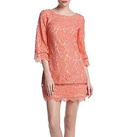 Vince Camuto® Lace Shift Dress