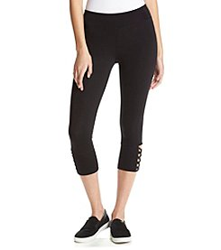 Marc New York Performance Caged Crop Leggings