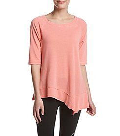Calvin Klein Performance Cropped Knit Top