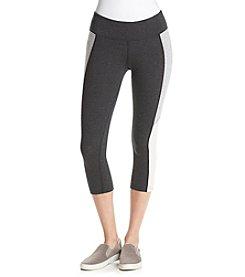 Calvin Klein Logo Crop Leggings