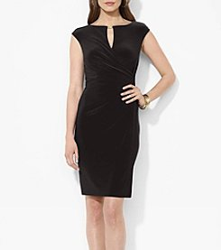 Lauren Ralph Lauren® Bateau Sheath Dress