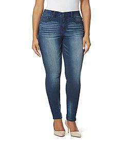 Vintage America Blues™ Plus Size Boho Skinny Jeans