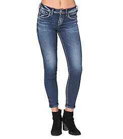 Silver Jeans Co. Ultra Curvy Fit Skinny Jeans